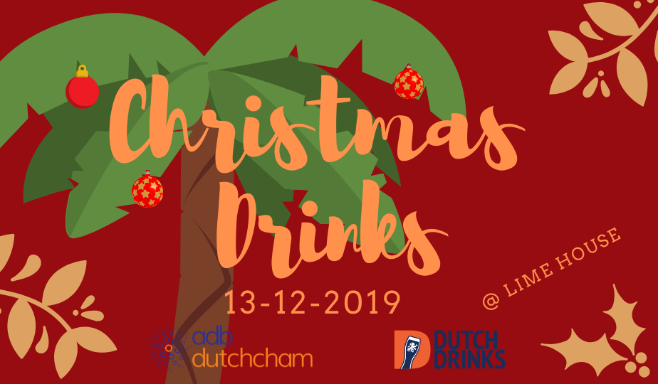 Christmas Drinks – Please note the Change in location to: Lime House, 2 Jiak Chuan Road